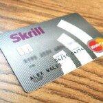 Skrill platební karta