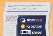 Novinka: Nové způsoby obchodování binárních opcí
