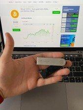 Peněženka Ledger Nano X