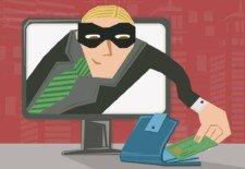podvod na internetu