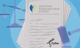 regulace cysec