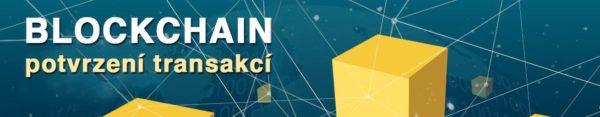 potvrzení blockchain
