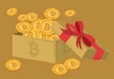 vánoční dárek bitcoin