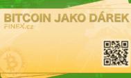 Bitcoin jako dárek