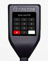 peněženka trezor model T