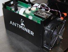 asic kryptoměnový miner antminer