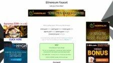 Stránky ethereumfaucet.info