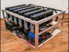 GPU miner těžba kryptoměn na grafické kartě