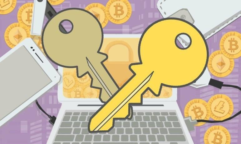 Kryptoměny: K čemu slouží privátní a veřejný klíč?