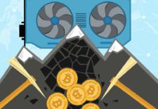 těžba kryptoměn (mining)