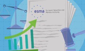 regulace esma statistiky