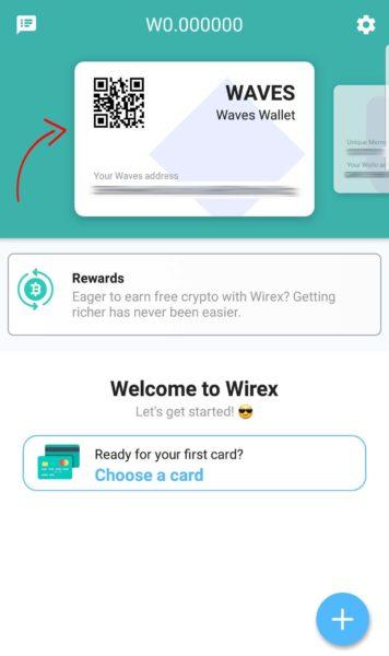 wirex registrace krok 10