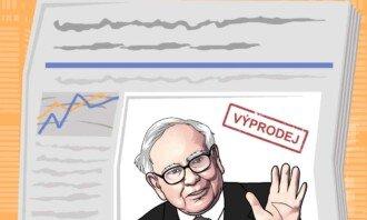 Warren Buffett akcie