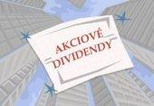 Co jsou to dividendy akcíí na burze a jak fungují?