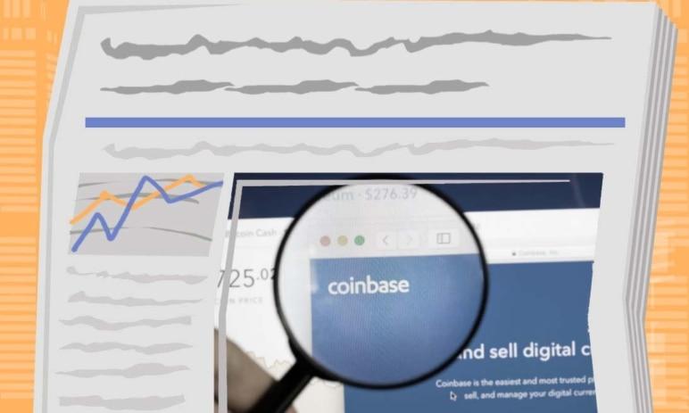 Prodává kryptoměnová směnárna Coinbase data svých uživatelů?