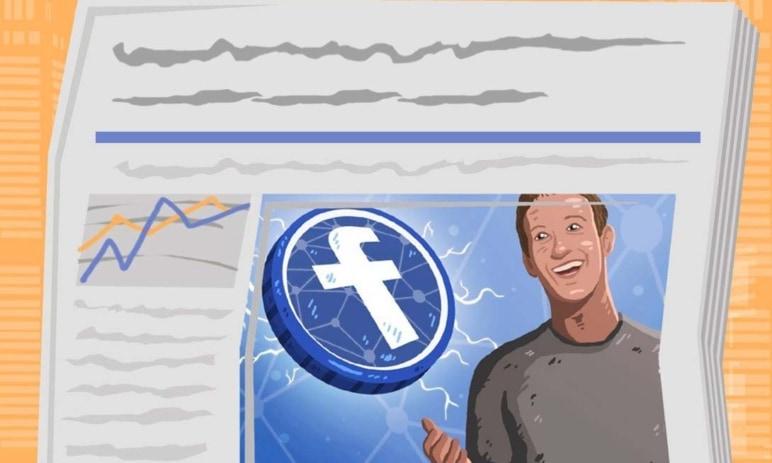 Facebook do půlky roku 2019 vydá svojí vlastní kryptoměnu