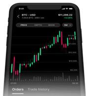 coinbase-pro-mobilni-aplikace