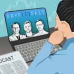 <strong>TIP:</strong> Zajímá vás více o ekonomii, krizích a bublinách? Poslechněte si 5. díl podcastu Kryptokec s Dominikem Stroukalem!