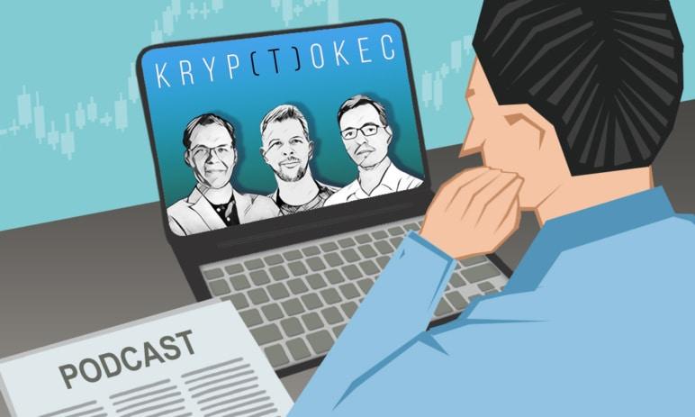 6. díl podcastu Kryptokec: Jsou kryptoměny peníze budoucnosti?