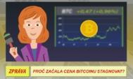 Cena bitcoinu začala stagnovat