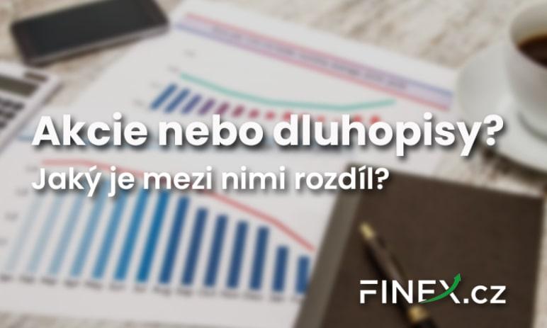 Koupit akcie nebo dluhopisy? Přečtěte si základní rozdíly