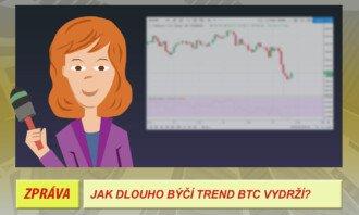 Bitcoin na rozdíl od ostatních aktiv roste. Jak dlouho však býčí trh ještě vydrží?