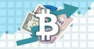 kurz bitcoinu růst