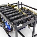 hardware rig pro těžbu bitcoinů