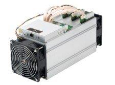 těžba bitcoinu pomocí ASIC mineru