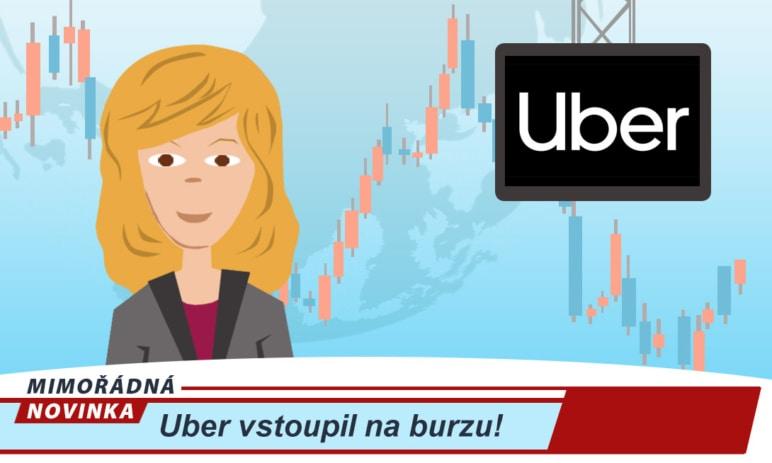 Uber IPO - co všechno byste měli vědět o jeho vstupu na burzu?