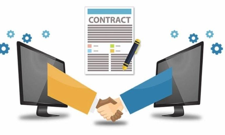 Smart contracts (Chytré kontrakty) - Co jsou a jak fungují?