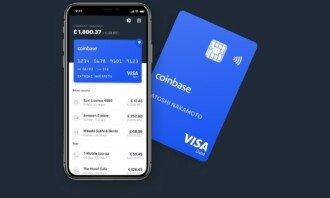 Coinbase vydává v Evropě vlastní krypto debetní kartu. Vytáhne tento krok cenu BTC na $10 000?