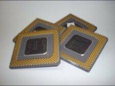 zlato v procesorech