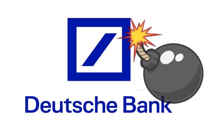 Časovaná bomba Deutsche Bank – dopadne podobně jako Lehman Brothers?