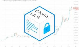 ChainLink po zalistování na Coinbase a Coinbase Pro vyletěl o 117,2 %