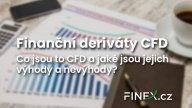 Finanční deriváty: Co je to CFD? Jaké má výhody a rizika?