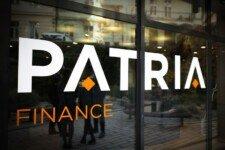 patria finance