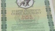Chcete si koupit své první státní dluhopisy? Budete si muset připlatit
