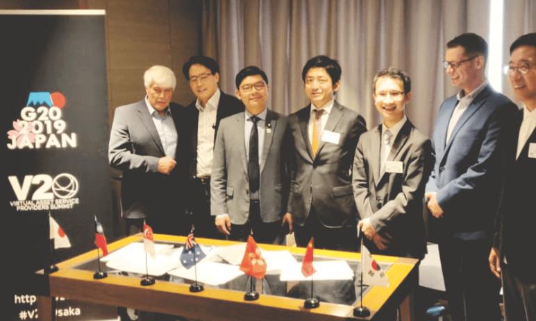Summit V20 reaguje na doporučení kregulaci nakládání s kryptoměnami