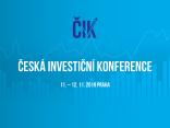 ceska investicni konference