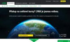 lynx broker webové stránky