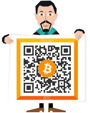 BTC donate adresa