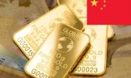 zlato čína