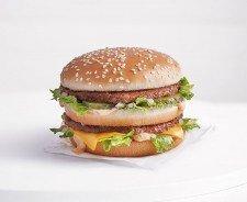 Světově proslulý burger Big Mac