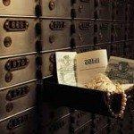 nebankovní trezor