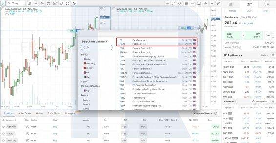 Nákup akcií na platformě R Trader - pokyny