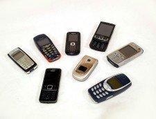 Slavne mobily Nokie