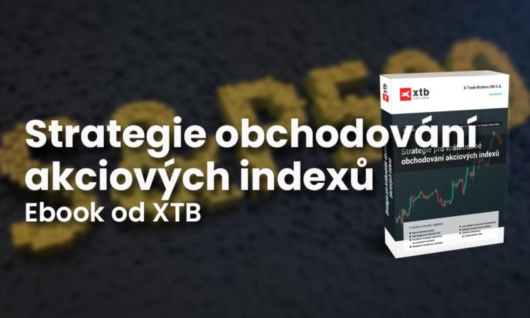 Krátkodobé obchodování akciových indexů – Recenze ebooku od XTB