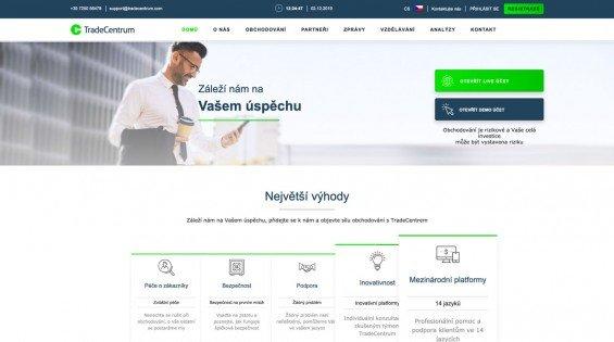 broker trade centrum - recenze