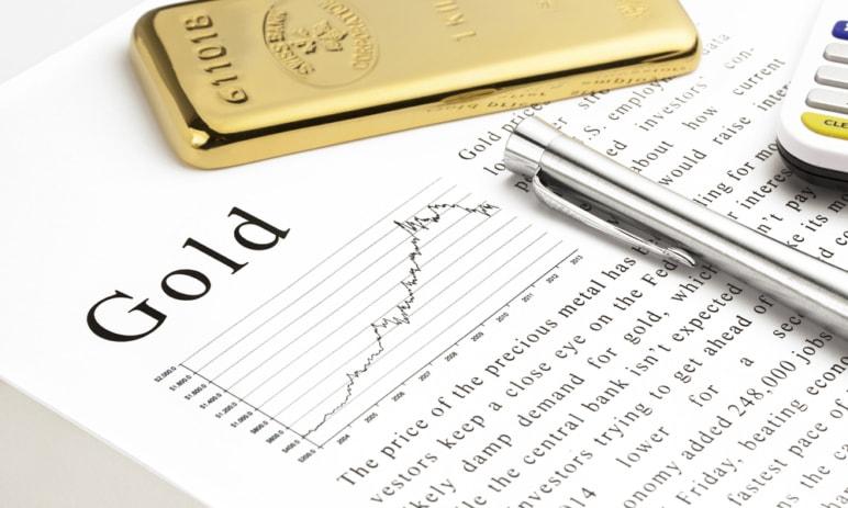 Cena zlata stoupá, investoři zklamaní ze vztahu USA a Číny